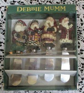 Debbie Mumm Santa Spreaders Model #12863