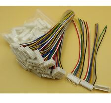 5 Sets XH2.54 8Pin 1007 24AWG Single End 15cm Wire To Board Connector