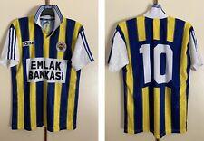 Fenerbahce Jay Jay OKOCHA 10 Shirt 1997 1998 Adidas Emlak Bankasi Turchia Jersey