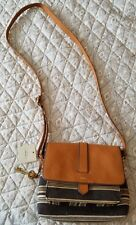 New with tags! Fossil Kinley small crossbody purse handbag