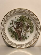 Lenox China Nature's Nursery Koalas Collectors Dinner Plate Lynn Chase