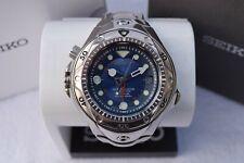 Seiko Prospex Marine Master Pipin  Kinetic Watch SBDW015 Titanium 5m65-0A60 GMT