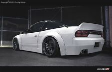 NISSAN 200SX 180SX 240SX S13 ROCKET BUNNY LOOK FULL BODY KIT