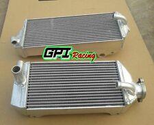Aluminum Radiator for  SUZUKI RMZ250 RMZ 250 2007 2008 2009
