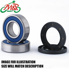 BUELL Lightning X1 2002 Replacement All Balls Front Wheel Bearing kit