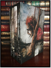 The Tommyknockers by Stephen King ✎SIGNED✎ A. SLATTER PS Pub. New Limited 1/1000