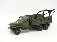 Solido Militar Ejército 1/50 - Camión de auxilio de GMC