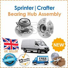 For Sprinter W906 VW Crafter 2006-2010 Rear Wheel Bearing Hub Assembly