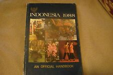 INDONESIA 1988 AN OFFICIAL HANDBOOK