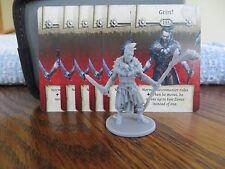Zombicide Black Plague Kickstarter promo necromancer Grin - The Joker