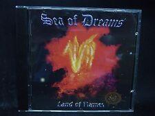 SEA OF DREAMS Land Of Flames NORWAY CD Mayah Stargazery Circus Maximus