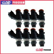8X 12609749 New Fuel Injector For Sierra GMC Silverado1500 Yukon Escalade 09-14