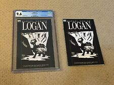 "Logan 1 CGC 9.6 White Pages Wolverine Black Cover (""Logan"" Movie- NOT NYX 3)"