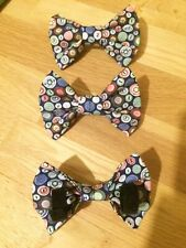 Dog/Doggy/Puppy Bow Tie  / Beautiful Buttons Design