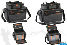 Savage Gear Lure Specialist Bag bolsa talla M-L/incl. 6 cajas tackle bolso de cebo