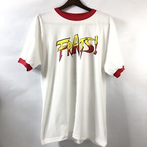 Roddy Piper Created Frats Hall of Fame Wrestling T Shirt Created New Dead Stock