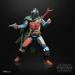 6 Inch Credit Collection Mandalorian Figure Black Series Star Wars TBS NEW LOOSE