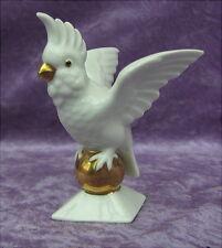 Alte Porzellanfigur Kakadu Neutettau