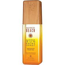 Bamboo Beach by Alterna Summer Sunshine Spray 125ml