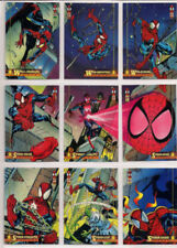 Amazing Spiderman 1994 Fleer Complete Set of 150 Trading Cards FREE SHIPPING