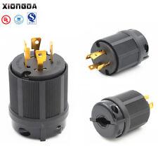 New L14-30 Locking Male Plug For Socket-outlet 30Amp 125/250Volt UL Approved
