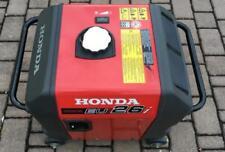 Honda EU 26i Stromerzeuger Stromaggregat Leistung 2,6 / 2,4 kW ***Top Zustand***