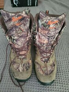 Danner High Ground 8in Mens Mossy Oak Break Up Country 46246 size 10.5 400G