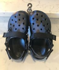 POST MALONE X CROCS DUET MAX CLOG MEN'S SIZE 4/ WOMEN'S SIZE 6 NWT IN HAND!