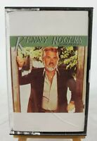"""Kenny Rogers  """"Share Your Love"""" Cassette WB/Liberty Records #501108 Circa 1981"""