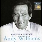 """ANDY WILLIAMS """"THE VERY BEST OF ANDY WILLIAMS"""" CD NEU"""