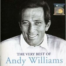 "ANDY WILLIAMS ""THE VERY BEST OF ANDY WILLIAMS"" CD NEU"