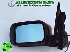 BMW E46 From 00-04 Electric wing Mirror Passenger Side (Breaking For Parts)