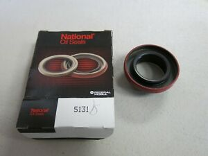 National 5131 Axle Shaft Seal fits GMC, Chevrolet, Jeep, Ford, Dodge 1971 - 1997