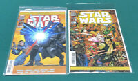 RARE Star Wars Issue 108 NM Both Varients Comic