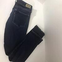 Levis Mid Rise Skinny Stretch Denim Jeans Size 10