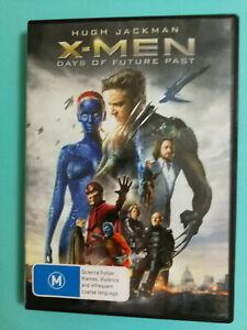 X-Men Days of Future Past Hugh Jackman Rated M R4 VGC