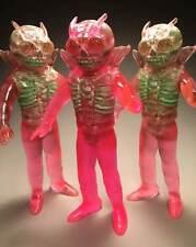 Scott Wilkowski Infected Kamen Rider Translucent Pink With Green Bones NYCC