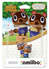 Nintendo amiibo animal Crossing Timmy and Tommy figure