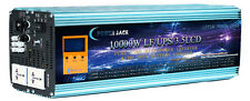 "40000W/10000W LF Pure Sine Wave Power Inverter 24VDC/230V AC 3.5""LCD/UPS/Charger"