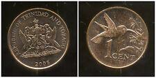 TRINIDAD ET TOBAGO    1  cent  2008   ANM
