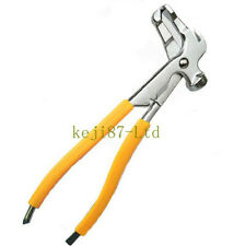 1x Car Tyre Wheel Weight Plier Hammer Remover Balancer Changer Mannul Alloy Tool