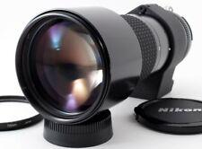 Nikon 300mm f/4.5 Ai-S NIKKOR Telephoto MF Manual lens w/ Filter [Exc++] #636756
