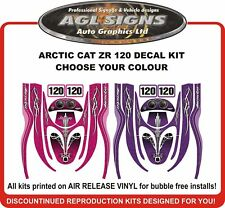 ARCTIC CAT ZR 120 Decal Kit   graphic  stickers