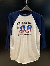Rockstar Games Blue clase de'98 T-Shirt (grande)
