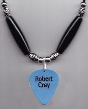 Robert Cray Blue Tour Guitar Pick Necklace