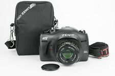 Zenit 412 DX System 35mm film camera MC Zenitar M2s 50m 1:2 M42 screw mount lens