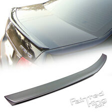 For Mercedes BENZ Painted W212 A Type E-Class Boot Trunk Spoiler Silver 775 4D