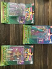 Mighty Morphin Power Rangers Evil Space Aliens 3 ACTION FIGURES NEW LOT 1994