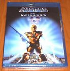 MASTERS DEL UNIVERSO / Masters of the Universe - Bluray disc - precintada
