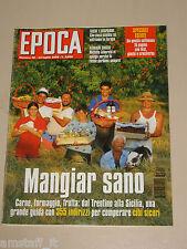 EPOCA=1996/2388=LULA=GIANNI VERSACE BRUCE WEBER=PAOLA FANTATO=NINO MANFREDI=